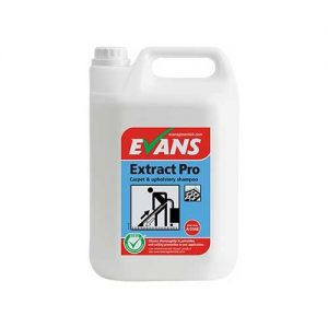 Evans Extract Pro Carpet Shampoo 5ltr