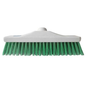Green Soft Brush Head 12""