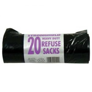 Bin Bags on a Roll Heavy Duty 98ltr