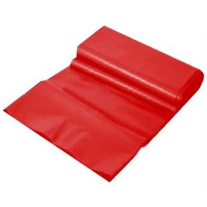 Bin Bags Heavy Duty Red 200's