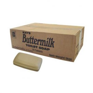 Buttermilk Tablet Soap Bar 70g