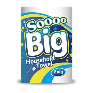 Soooo Big Jumbo 2ply Kitchen Roll