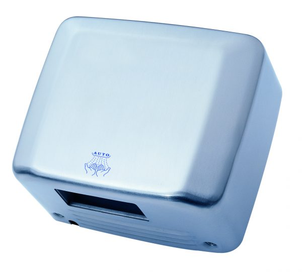 Classic Satin Stainless Hand Dryer