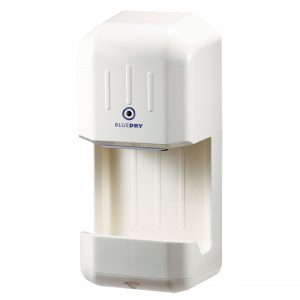 Hand Dryer Blue Dry Fast Dry White