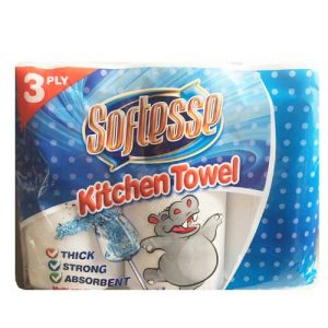Softesse 3ply Kitchen Roll 24pk