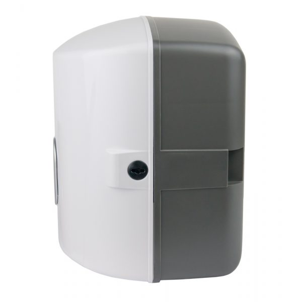 Centre Feed Hand Dispenser, ABS Plastic White WR-CD-8020A
