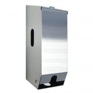 Toilet Roll Dispenser Three Roll Vertical Stainless Steel, WR-JT5442