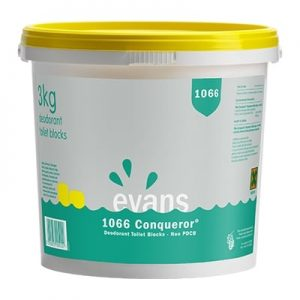 Evans 1066 CONQUERER Toilet Blocks 3kg, A016DEV