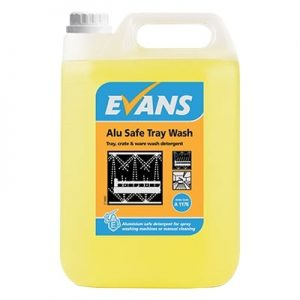 Evans Alu Safe Tray Wash 5ltr