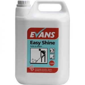 Evans Easy Shine Floor Polish 5ltr