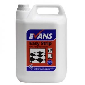 Evans Easy Strip Floor Polish Stripper 5ltr