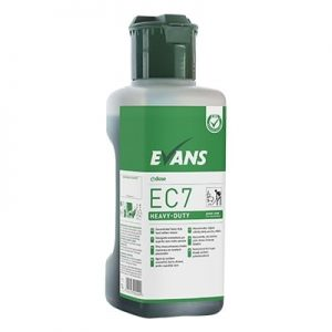 Evans EC7 Heavy Duty Hard Surface Cleaner 1ltr