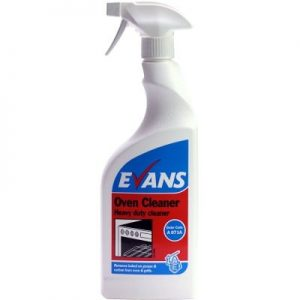 Evans Oven Cleaner 750ml, A071AEV
