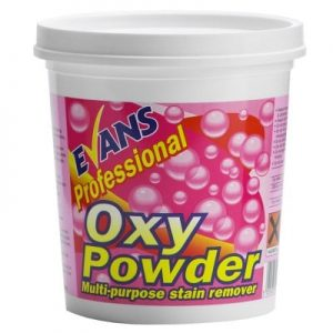 Evans Oxy Powder Multi Purpose Stain Remover 1kg 6pk, C018AEV