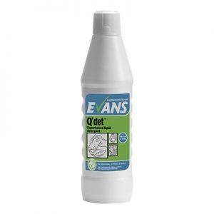 Evans Q' Det Washing Up Liquid 1ltr, A164AEV