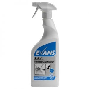 Evans S.S.C. Stainless Steel Cleaner 750ml