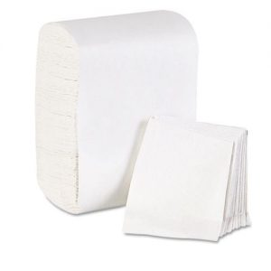 MZ Dispenser Napkins 1ply White 6000's