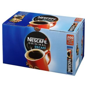 Nescafe Coffee Sticks Decaff 200's