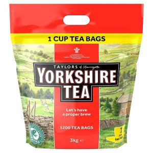 Yorkshire Tea Bags 1200's