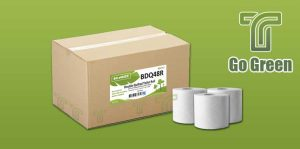 Eco-Friendly Toilet Rolls with no Plastic
